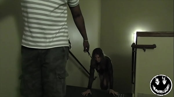 LAUREN DE WYNTER IS A NASTY WHITE MILF THAT LOVES TO BE DOMINATED BY BLACK MEN.... I WALKED HER THROUGH A HOTEL ON A DOG LEASH WHILE SHE HAD A BUTT PLUG TAIL IN.... SHE GOT FUCKED SO HARD AND IT ENDED WITH A FACIAL.... THIS IS LITT......... Thumb