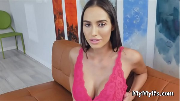 Big tit MILFs JOI video ends with toy fucking