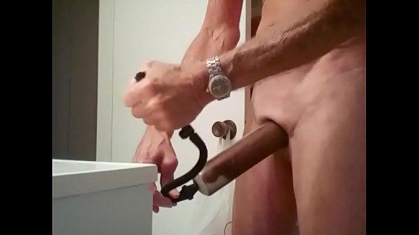 pumping my cock Thumb