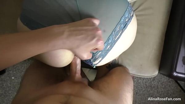 Amateur Teen Big Titsjob and Assjob