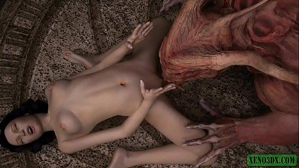 Bang of Cthulhu. Monster Hentai