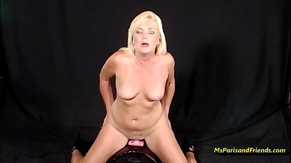 """Ms Paris and Her Amateur Theater """"The Motorbunny 2"""""""