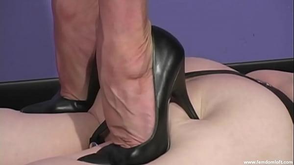 High Heels Trampling Thumb