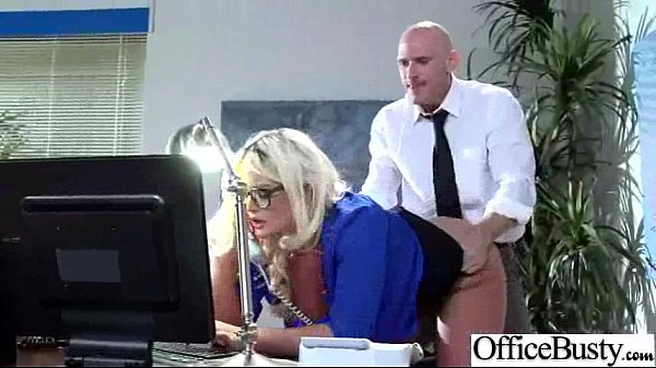 Big Tits Worker Girl Get Hard  Style Banged video-19