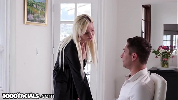 1000Facials Cheating MILF Neighbor Craves Young Dick & A Facial