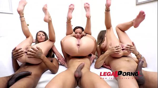 Lita Phoenix, Karolina Star & Nina Heaven inter...