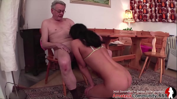 Young slut & old guy: piss play, food play & hot fucking! AMATEURCOMMUNITY.XXX