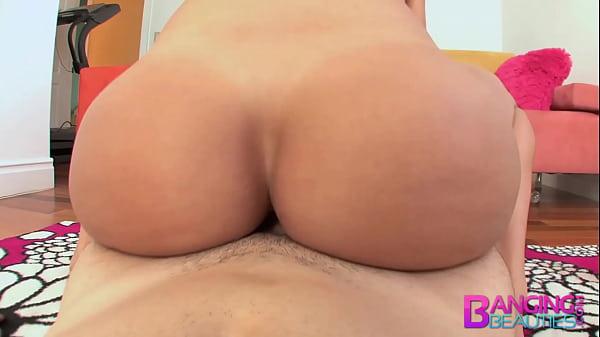 Hairy Franceska Jaimes Anal Slut Thumb