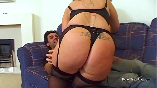 Josephine James thick body gets an ass fucking