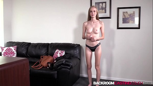 Young blonde Victoria creampied after ass fucki...