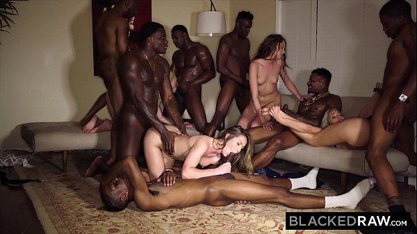 Bbc White Girl College Party