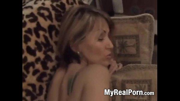 Mature amateur nude video