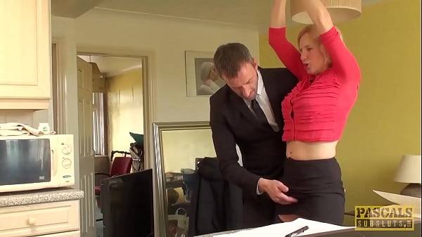 PASCALSSUBSLUTS - Molly Maracas Gets Submissive...