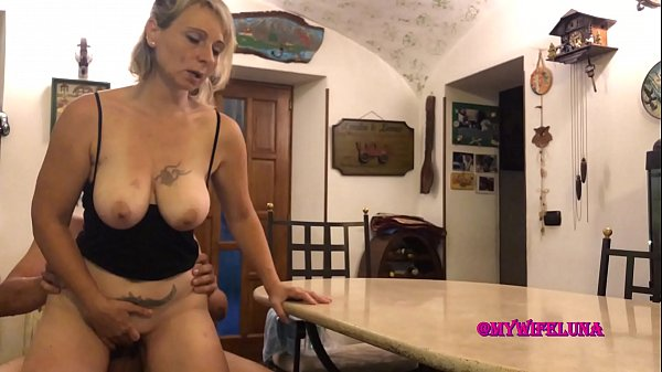 Wife gets ass fucked