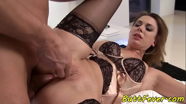 Glam euro butt banged in many poses
