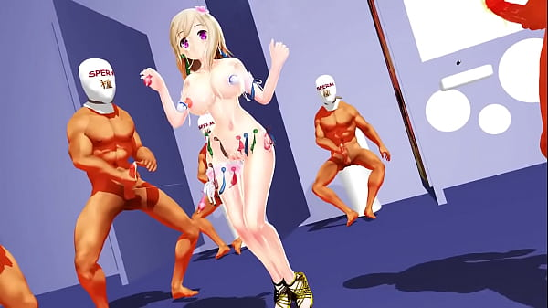 MMD] Toilet Party of Sweet Devil