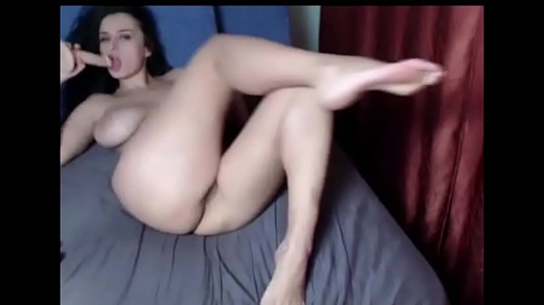 Masturbation on WebCam
