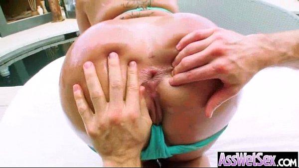 (klara gold) Slut Girl With Big Round Ass Like Deep Anal Sex movie-19