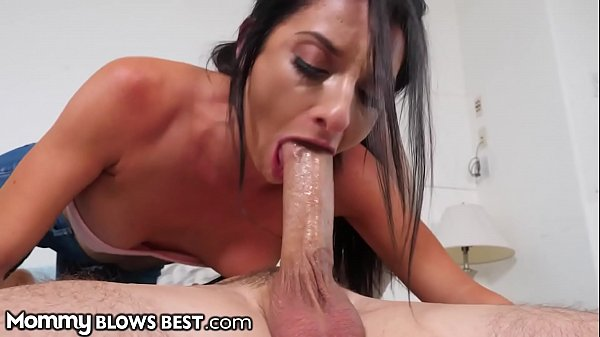 MommyBlowsBest I'll Suck Ur Dick If you Call me Step-Mommy