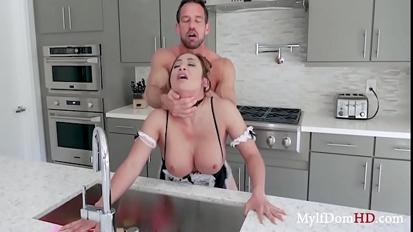 Maid PUNISHED by Boss- Mia Lenani