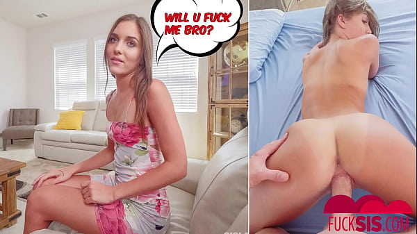 Jessa Blue Does Ballsack Inspection To Her BRO2