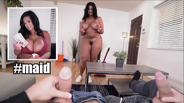 BANGBROS - Curvy MILF Maid Kailani Kai Provindi...