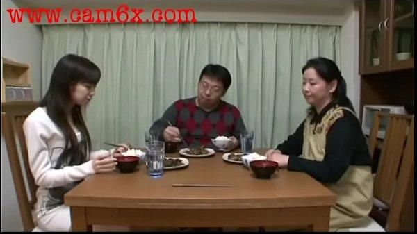 Japanese Schoolgirl gets Spanked N get cock Thumb