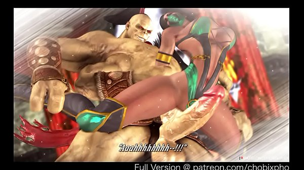 MORTAL KOMBAT / JADE FUCKED BY GORO'S MONSTER COCKS [SFM]