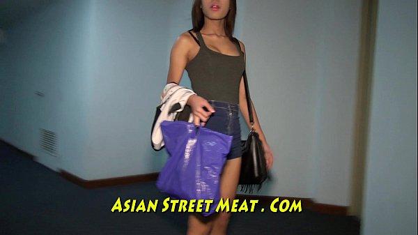 Gold Underwear Sodomized Up Her Thai Ass