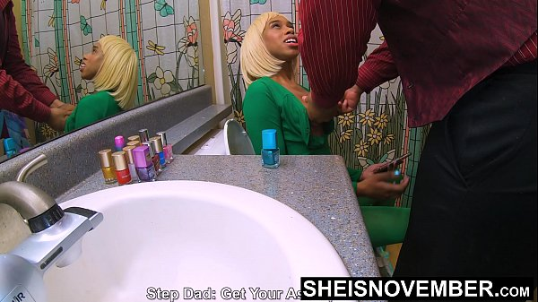 Cornered By Step Dad On The Toilet My Father Pulled My Huge Breasts Out And Ripped My Shirt Open, Young Black Bigboobs DaughterInlaw Msnovember Saggy Udder Grabbed on Sheisnovember 4k