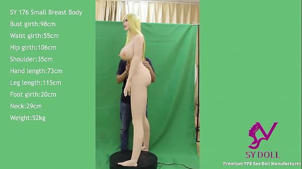 SY 176 world tallest sex doll big breast sex doll body 360° show