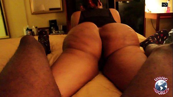 Juicy Booty XXX - POV Oral Scene 2 (@WangWorldHD)