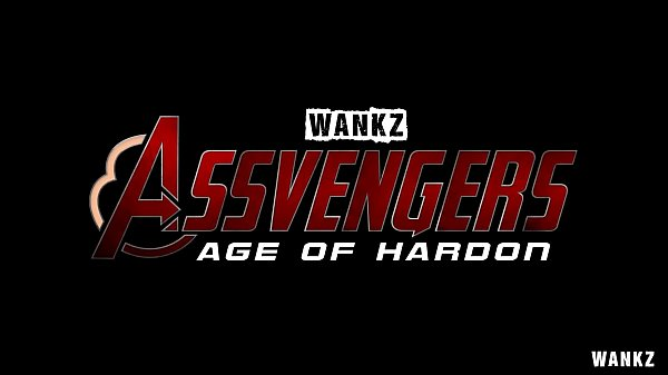 WANKZ- Assvengers Porn Parody with Marsha May