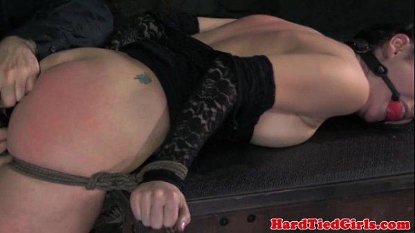 Submissive bitch gets humiliated Thumb