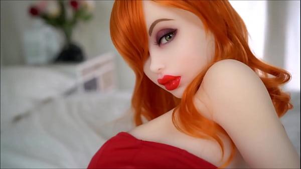 Super hot girl with big breast 150cm Jessica sex doll