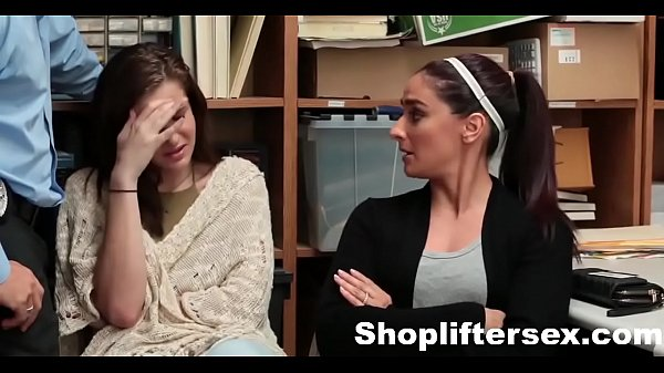 Mom & Daughter Caught & Fucked For  |shopliftersex.com Thumb