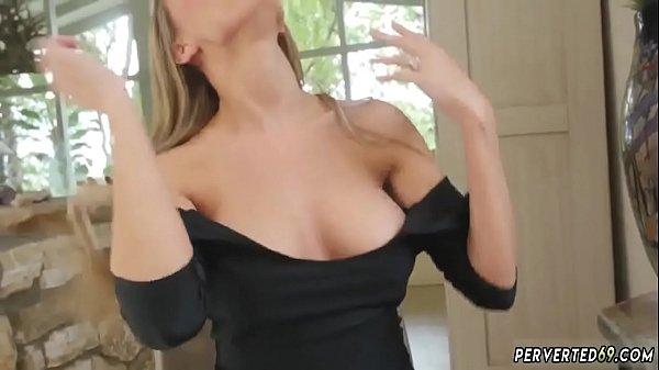 Blondine Milf Prostata Massage