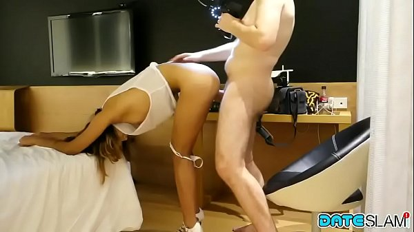 Date Slam - Casual Sex Hookup With Dutch Tourist Needing Dick