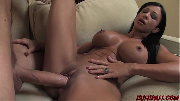 Jewels Jade Takes on the Giant Cock of Whitezilla