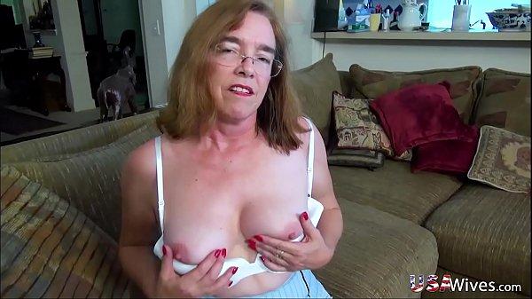 USAwives Compilation of Mature Masturbations