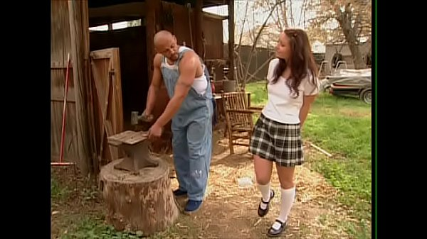 Tattooed stud fucks the young farmer