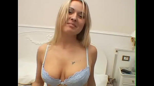 Hot Anastasia Christ takes care of small cock in point of view style
