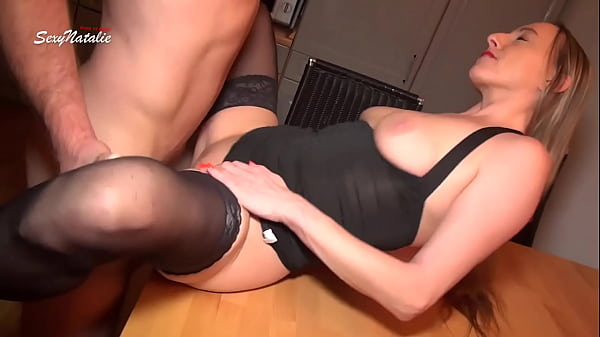 Lust Core - Sex on the kitchen table