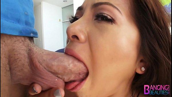 Banging Beauties Asian Deepthroat Slut Morgan Lee