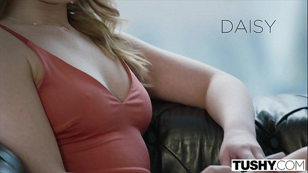 TUSHY Beautiful Huge Ass Has Amazing Anal Sex W...