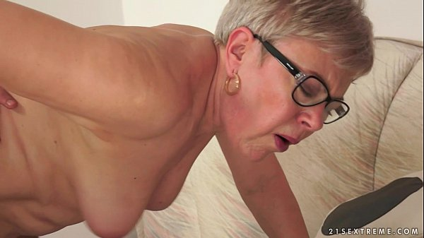 Grandma Ursula Fucked by a young stud Thumb