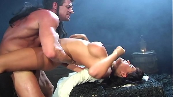 Darkkos GIrls Big Tit Eva Rides Huge Cock