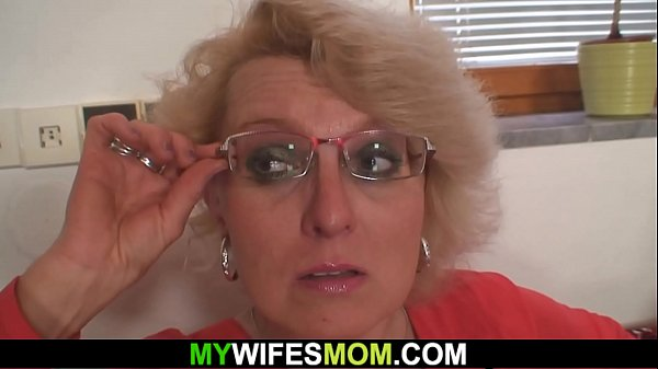 Wife finds him fucking m. inlaw!