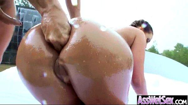 Huge Round Ass Girl Love Deep Anal Sex (phoenix marie) clip-26