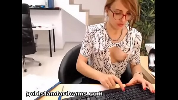 Goldstandardcams.com Look at our new secretary, she's the perfect hire